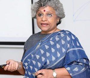 Foundation Day Lecture by Prof. Ashwini Deshpande