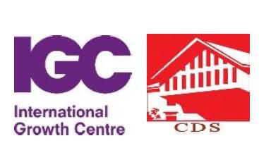 IGC Patna Summer School in Development Economics